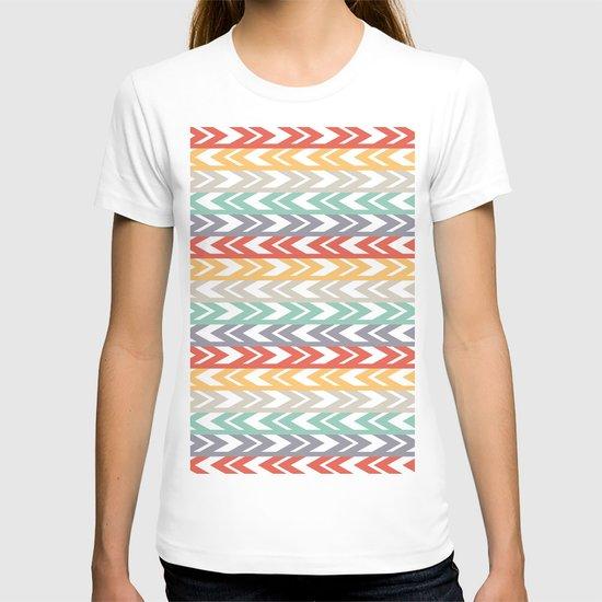 Summer Chevron  T-shirt