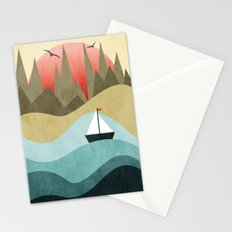 Ocean Adventure 2  Stationery Cards