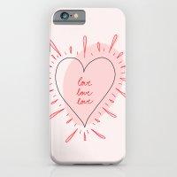 love, love, love iPhone 6 Slim Case