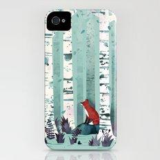 The Birches iPhone (4, 4s) Slim Case
