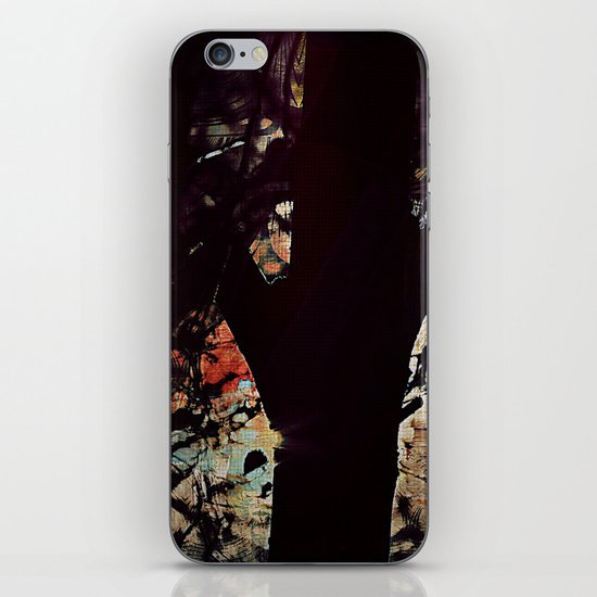 Our tree iPhone & iPod Skin