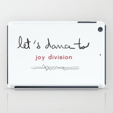 Let's dance to JD iPad Case