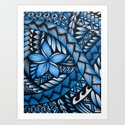 Le Moana 1 Art Print