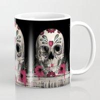 Pulled Sugar Mug