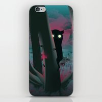 I Have A Gift For You… iPhone & iPod Skin