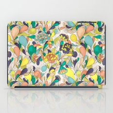 Balloons in bloom iPad Case
