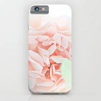 iPhone & iPod Case featuring soft and pink by jordyn parsley