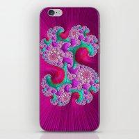 Pink Frenzy iPhone & iPod Skin