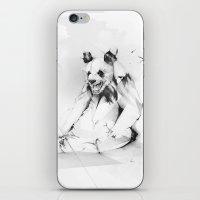 Bad Panda iPhone & iPod Skin