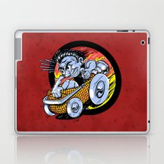 Going to Hell in a Handbasket Laptop & iPad Skin