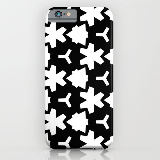 Weizigt Black & White iPhone & iPod Case