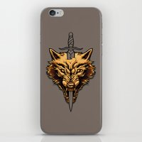Golden: Survivor  iPhone & iPod Skin