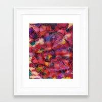 Synesthesia Framed Art Print