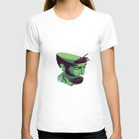 movie poster T-shirts featuring Enemy - Alternative movie poster by FourteenLab