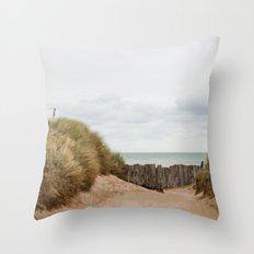 La Madeleine Throw Pillow