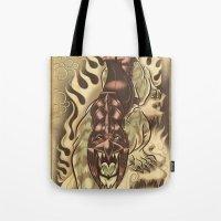Battlecat Tote Bag