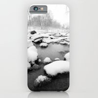 iPhone & iPod Case featuring Winter by kbattlephotography