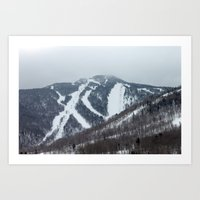 Killington Vermont Art Print