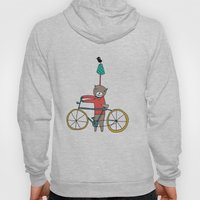 Biker Bear Hoody