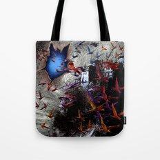 Ein Hoffnungsschimmer Tote Bag