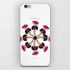 Love Burlesque! iPhone & iPod Skin