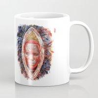 Maasai Mug