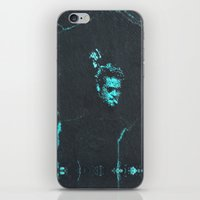 Tyler Durden without the Narrator | Fight Club iPhone & iPod Skin