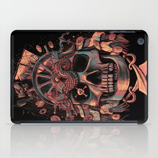 Dead Pirate's Gold iPad Case