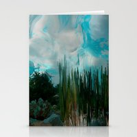 In The Cool Of The Eveni… Stationery Cards