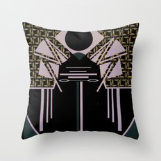 Ego Throw Pillow