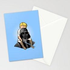 Number One Dad (Vader) Stationery Cards