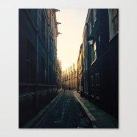Cambridge street Canvas Print