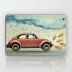 A fish out of Water Laptop & iPad Skin