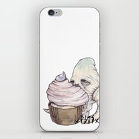 I Am Not A Cannibal iPhone & iPod Skin