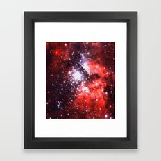 Lucky Stars Framed Art Print