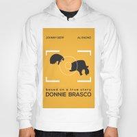 Minimal Poster | Donnie Brasco Hoody