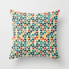 Norwegian Wood Throw Pillow