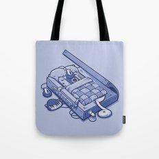 TAPE NAP Tote Bag