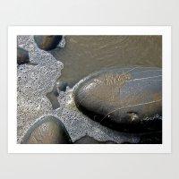 Stone Islands Art Print