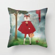 Bichette Throw Pillow