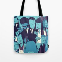 PULP FICTION variant Tote Bag