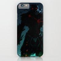 Dark Flare iPhone 6 Slim Case