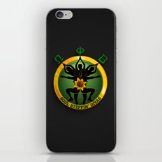 OPB Soul Steppin' Divas Logo iPhone & iPod Skin