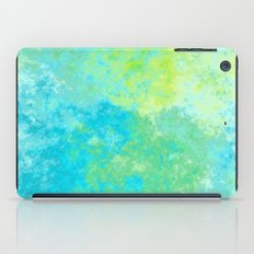 Sun and Sea iPad Case