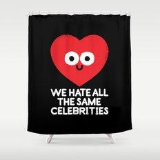 Trollmates Shower Curtain