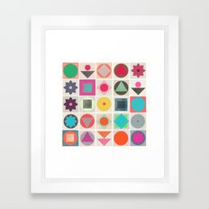 awake 4 Framed Art Print