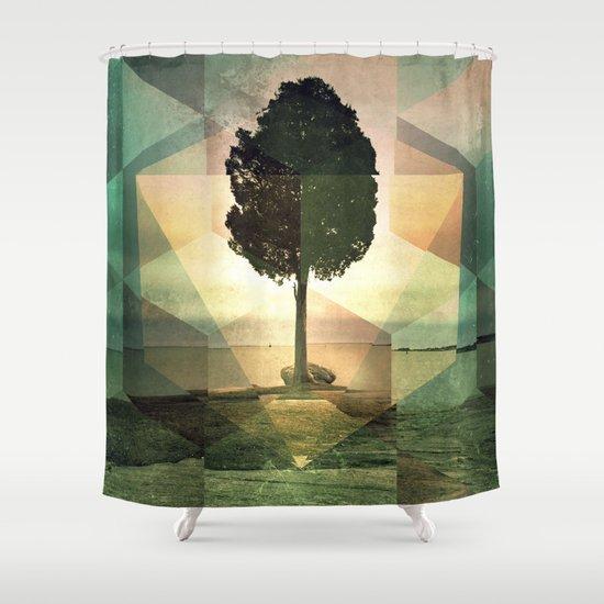 frt phyynyx Shower Curtain