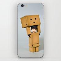 Danbo iPhone & iPod Skin