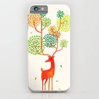 For the tree is the forest iPhone 6 Slim Case