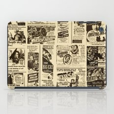 Movie Cards iPad Case